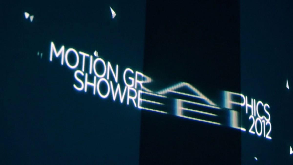 Showreel-2012